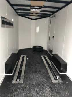 Specialty Small Work Construction Trailers (built to your needs)