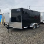 7x14 Black Cargo Express $4,700